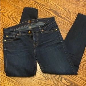 Seven The Cropped Skinny